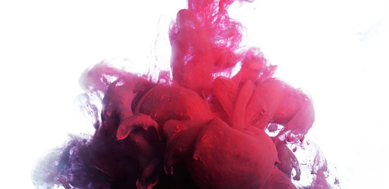 bruhanje krvi